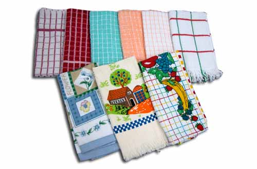 Exceptionnel Terry Kitchen Towels